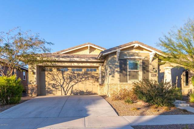 20742 W Hillcrest Boulevard, Buckeye, AZ 85396 (MLS #6038084) :: Riddle Realty Group - Keller Williams Arizona Realty