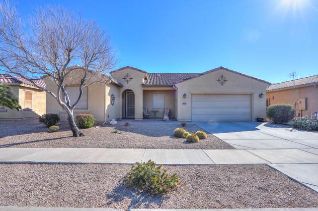 122 S Agua Fria Lane S, Casa Grande, AZ 85194 (MLS #6038086) :: The W Group