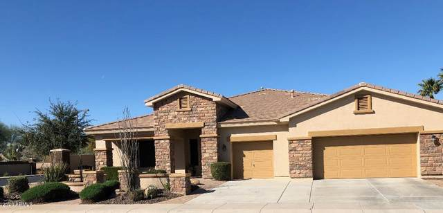 4514 N 153RD Lane, Goodyear, AZ 85395 (MLS #6038089) :: Homehelper Consultants