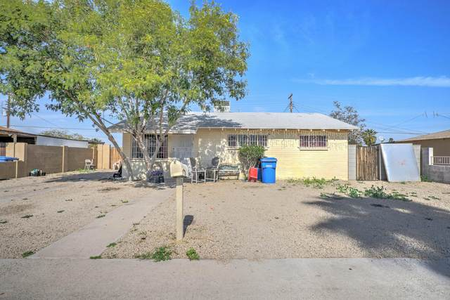 920 E Carter Road, Phoenix, AZ 85042 (MLS #6038092) :: Lux Home Group at  Keller Williams Realty Phoenix