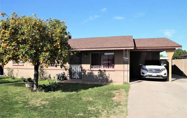 448 E Hampton Avenue, Mesa, AZ 85204 (MLS #6038095) :: RE/MAX Excalibur