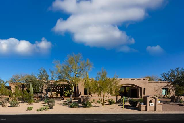 8600 E Overlook Drive, Scottsdale, AZ 85255 (MLS #6038098) :: The W Group