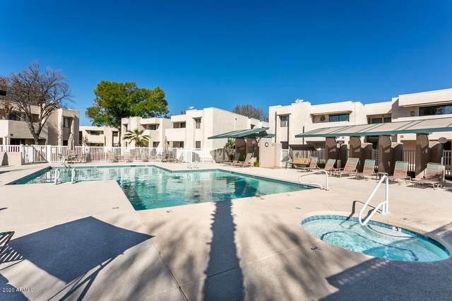 1920 W Lindner Avenue #256, Mesa, AZ 85202 (MLS #6038106) :: Riddle Realty Group - Keller Williams Arizona Realty