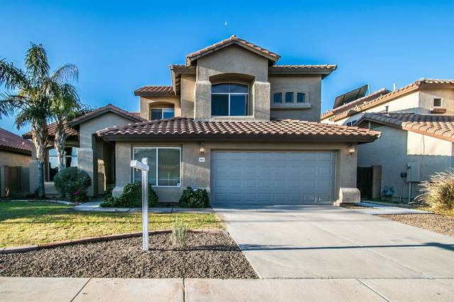 6813 W Ivanhoe Street, Chandler, AZ 85226 (MLS #6038112) :: The Kenny Klaus Team