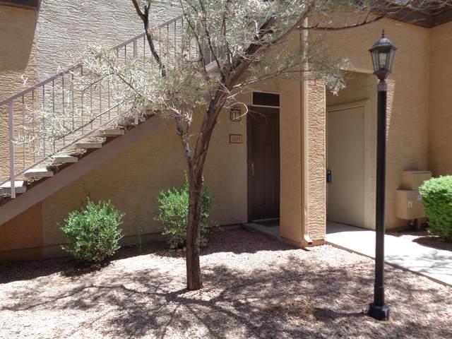 11375 E Sahuaro Drive #1101, Scottsdale, AZ 85259 (MLS #6038124) :: Santizo Realty Group