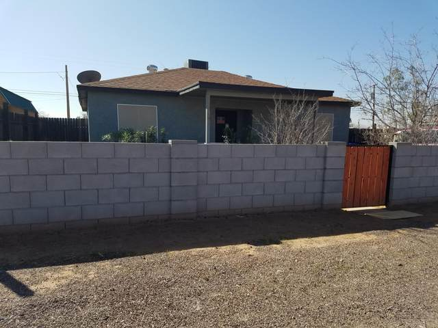 635 W Taylor Avenue, Coolidge, AZ 85128 (MLS #6038143) :: Conway Real Estate
