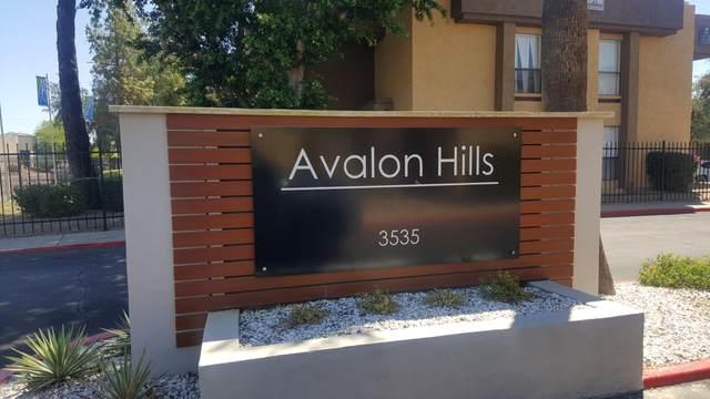 3601 W Tierra Buena Lane #213, Phoenix, AZ 85053 (MLS #6038144) :: Power Realty Group Model Home Center