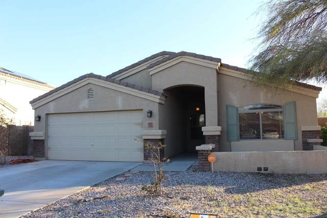 711 E Dragon Springs Drive, Casa Grande, AZ 85122 (MLS #6038173) :: Conway Real Estate