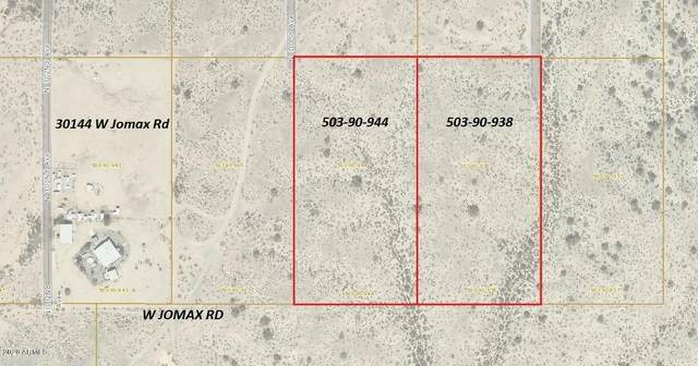 300XX W Jomax Road, Wittmann, AZ 85361 (MLS #6038177) :: Conway Real Estate