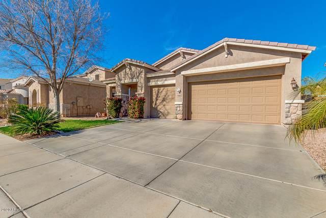 3548 E Powell Way, Gilbert, AZ 85298 (MLS #6038180) :: Brett Tanner Home Selling Team