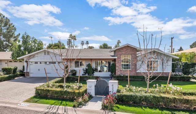 4335 E Mitchell Drive, Phoenix, AZ 85018 (MLS #6038183) :: Brett Tanner Home Selling Team