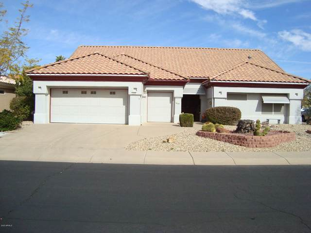 14202 W Via Tercero Drive, Sun City West, AZ 85375 (MLS #6038198) :: Long Realty West Valley