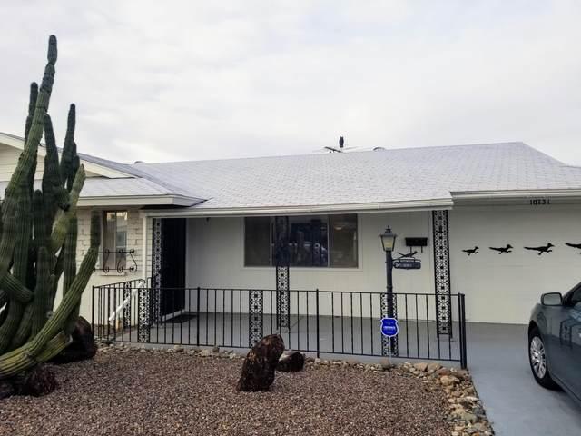 10731 W El Rancho Drive, Sun City, AZ 85351 (MLS #6038204) :: Nate Martinez Team