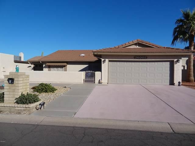 26007 S Glenburn Drive, Sun Lakes, AZ 85248 (MLS #6038219) :: The Laughton Team