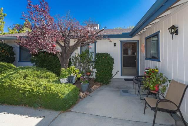 5045 Cactus Place, Prescott, AZ 86301 (MLS #6038228) :: The W Group