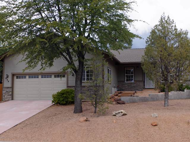 824 W Country Lane, Payson, AZ 85541 (MLS #6038249) :: Lux Home Group at  Keller Williams Realty Phoenix