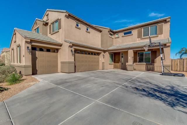 22344 E Camina Plata, Queen Creek, AZ 85142 (MLS #6038251) :: CC & Co. Real Estate Team