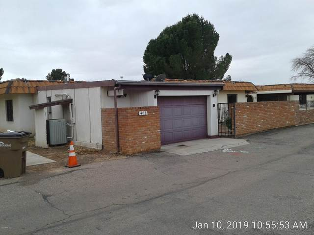 2550 E 15TH Street #403, Douglas, AZ 85607 (MLS #6038258) :: The Kenny Klaus Team