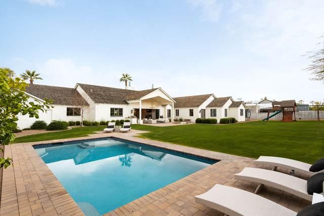 5120 E Exeter Boulevard, Phoenix, AZ 85018 (MLS #6038259) :: Brett Tanner Home Selling Team
