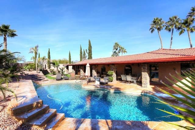 9238 N Firebrick Drive, Fountain Hills, AZ 85268 (MLS #6038266) :: Devor Real Estate Associates