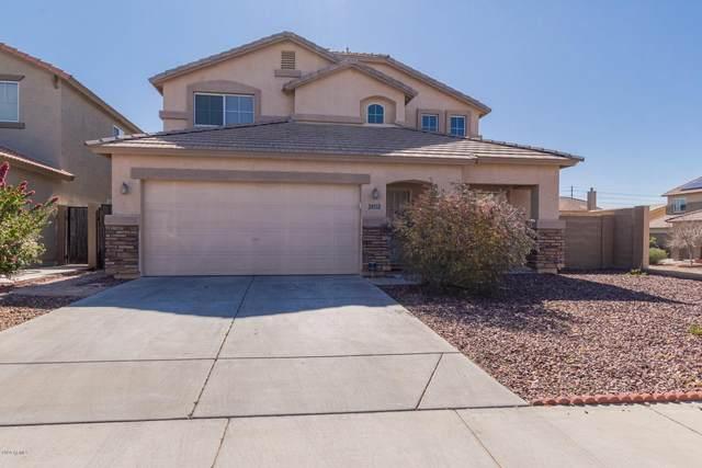 24253 W Tonto Street, Buckeye, AZ 85326 (MLS #6038281) :: The Kenny Klaus Team