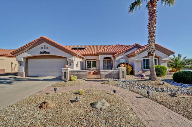 15902 W Sentinel Drive, Sun City West, AZ 85375 (MLS #6038282) :: The Property Partners at eXp Realty
