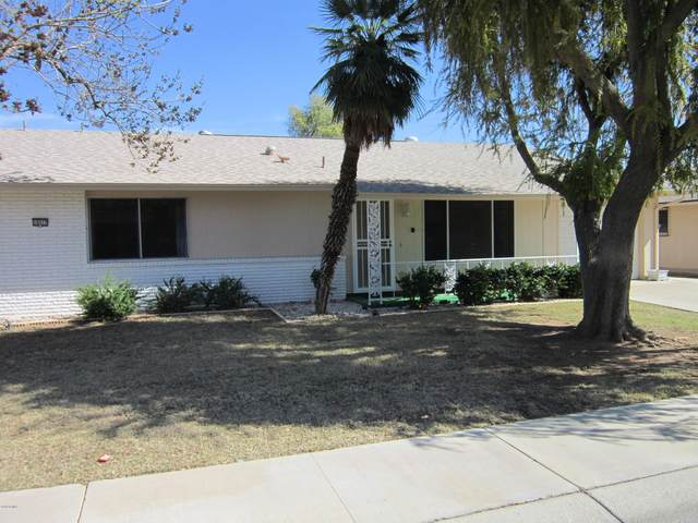 18017 N 99th Dr Drive, Sun City, AZ 85373 (MLS #6038284) :: The Property Partners at eXp Realty