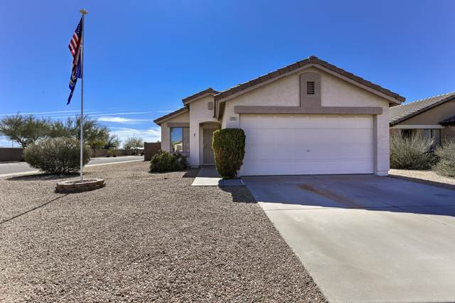 1099 E Graham Lane, Apache Junction, AZ 85119 (MLS #6038288) :: Homehelper Consultants