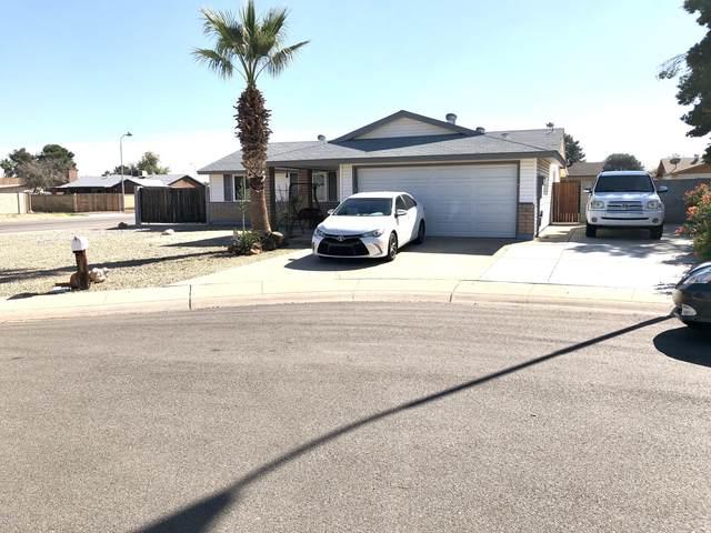 2202 N Arrowhead Drive, Chandler, AZ 85224 (MLS #6038311) :: Lux Home Group at  Keller Williams Realty Phoenix