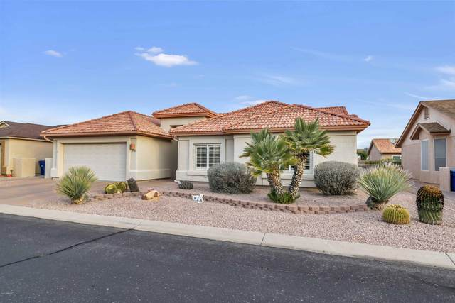1530 E Firestone Drive, Chandler, AZ 85249 (MLS #6038312) :: The Property Partners at eXp Realty