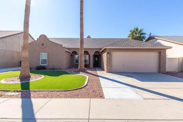 4113 W Misty Willow Lane, Glendale, AZ 85310 (MLS #6038320) :: The Daniel Montez Real Estate Group