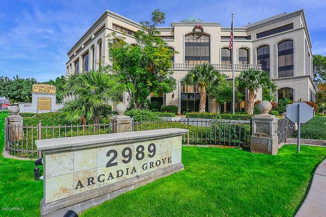 2989 N 44TH Street #3042, Phoenix, AZ 85018 (MLS #6038321) :: Brett Tanner Home Selling Team
