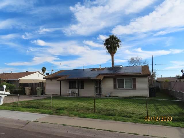 4921 W Sierra Vista Drive, Glendale, AZ 85301 (MLS #6038330) :: The Daniel Montez Real Estate Group