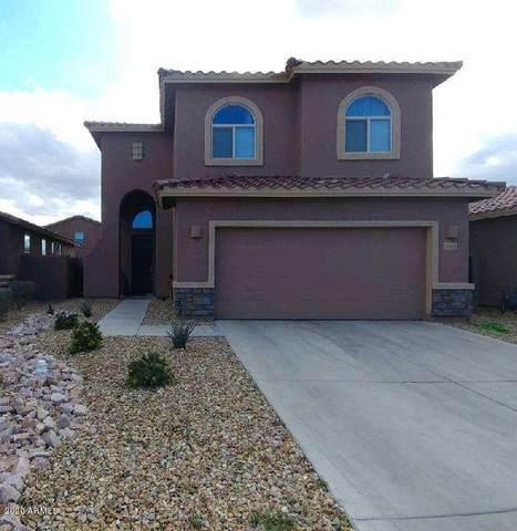 19911 W Woodlands Avenue, Buckeye, AZ 85326 (MLS #6038397) :: Howe Realty