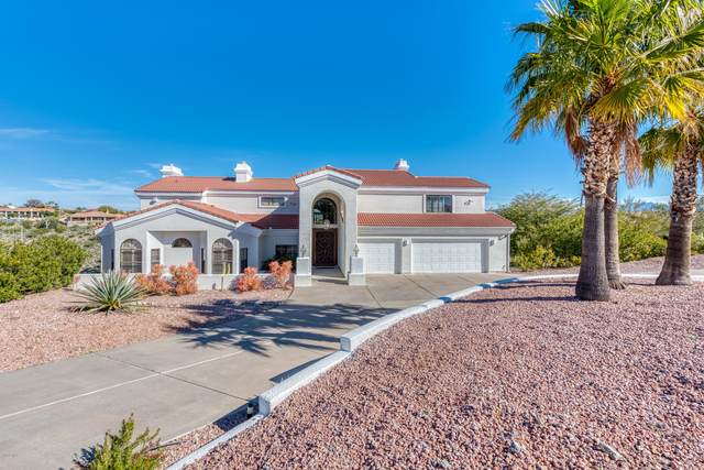 16434 E Nicklaus Drive, Fountain Hills, AZ 85268 (MLS #6038408) :: Devor Real Estate Associates
