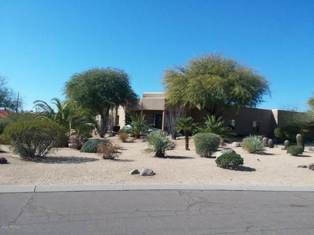 16625 E Last Trail Drive, Fountain Hills, AZ 85268 (MLS #6038411) :: Arizona Home Group