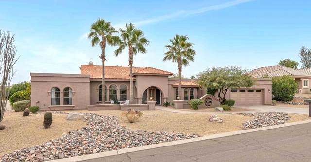 10424 N Nicklaus Drive, Fountain Hills, AZ 85268 (MLS #6038413) :: Arizona Home Group