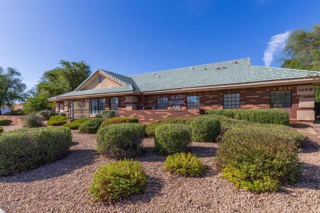 1056 S Val Vista Drive #100, Mesa, AZ 85204 (MLS #6038415) :: Homehelper Consultants
