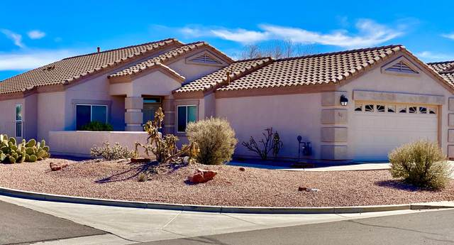 727 S Rainbow Ridge Drive, Cornville, AZ 86325 (MLS #6038417) :: Homehelper Consultants