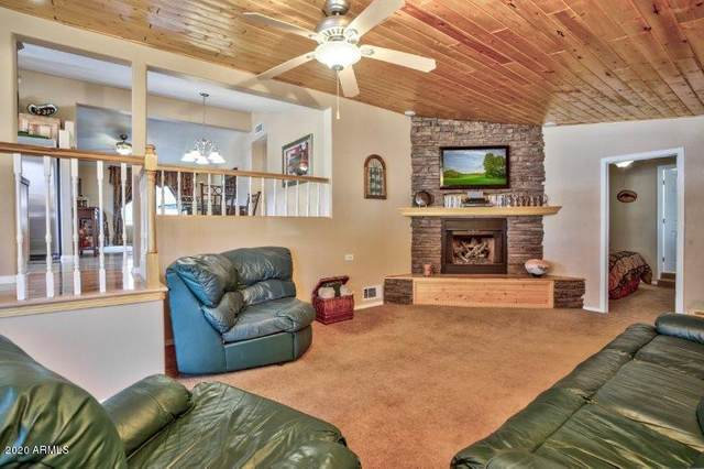 302 E Sherwood Drive, Payson, AZ 85541 (MLS #6038418) :: Homehelper Consultants