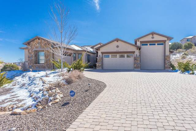 4746 E Sharp Shooter Way, Prescott, AZ 86301 (MLS #6038425) :: Homehelper Consultants