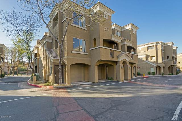 4644 N 22ND Street #1123, Phoenix, AZ 85016 (MLS #6038427) :: The W Group
