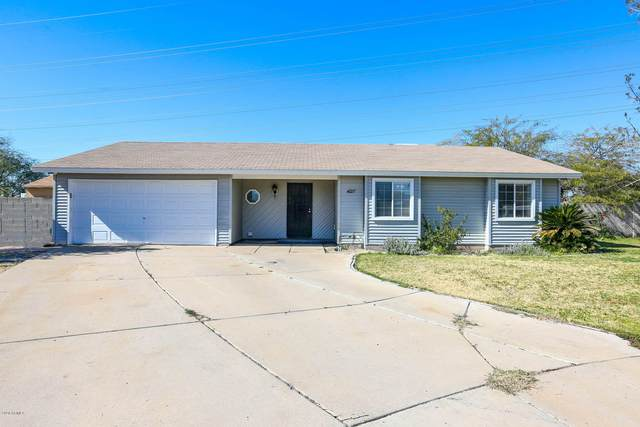 4017 E Dorcas Circle, Mesa, AZ 85206 (MLS #6038428) :: Homehelper Consultants