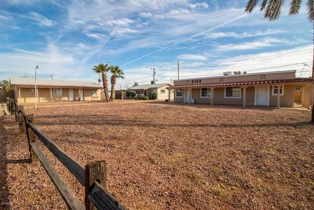 6749 E Alder Avenue, Mesa, AZ 85206 (MLS #6038431) :: Homehelper Consultants