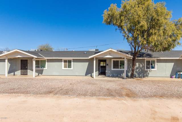 110 S 7TH Street, Buckeye, AZ 85326 (MLS #6038437) :: Conway Real Estate