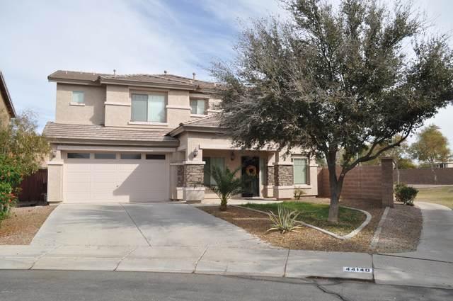 44140 W Sedona Trail, Maricopa, AZ 85139 (MLS #6038451) :: Revelation Real Estate