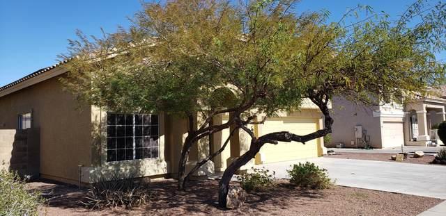 21962 W La Pasada Boulevard, Buckeye, AZ 85326 (MLS #6038453) :: Conway Real Estate
