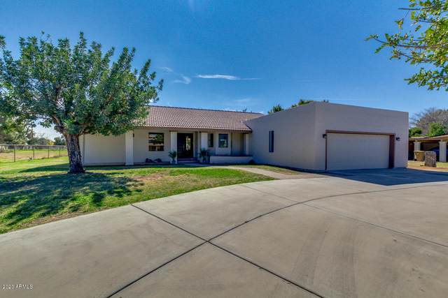 2039 W Shawnee Drive, Chandler, AZ 85224 (MLS #6038479) :: Lux Home Group at  Keller Williams Realty Phoenix