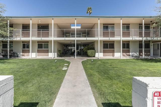 1261 E Maryland Avenue A, Phoenix, AZ 85014 (MLS #6038486) :: Kepple Real Estate Group