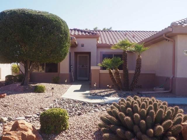 16321 W Willow Creek Lane, Surprise, AZ 85374 (MLS #6038489) :: Revelation Real Estate